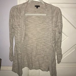 Express Grey Cardigan